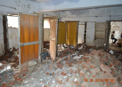 Destruction Interior 1