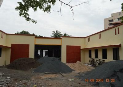 Front elevation -2