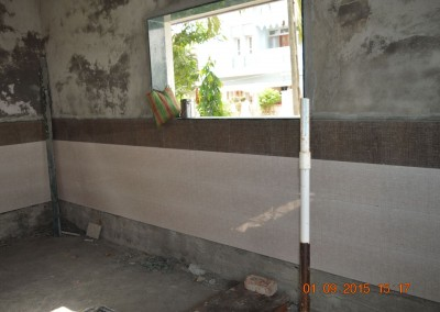 Kitchen wall-1