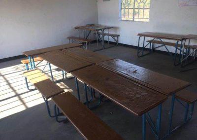 desks together